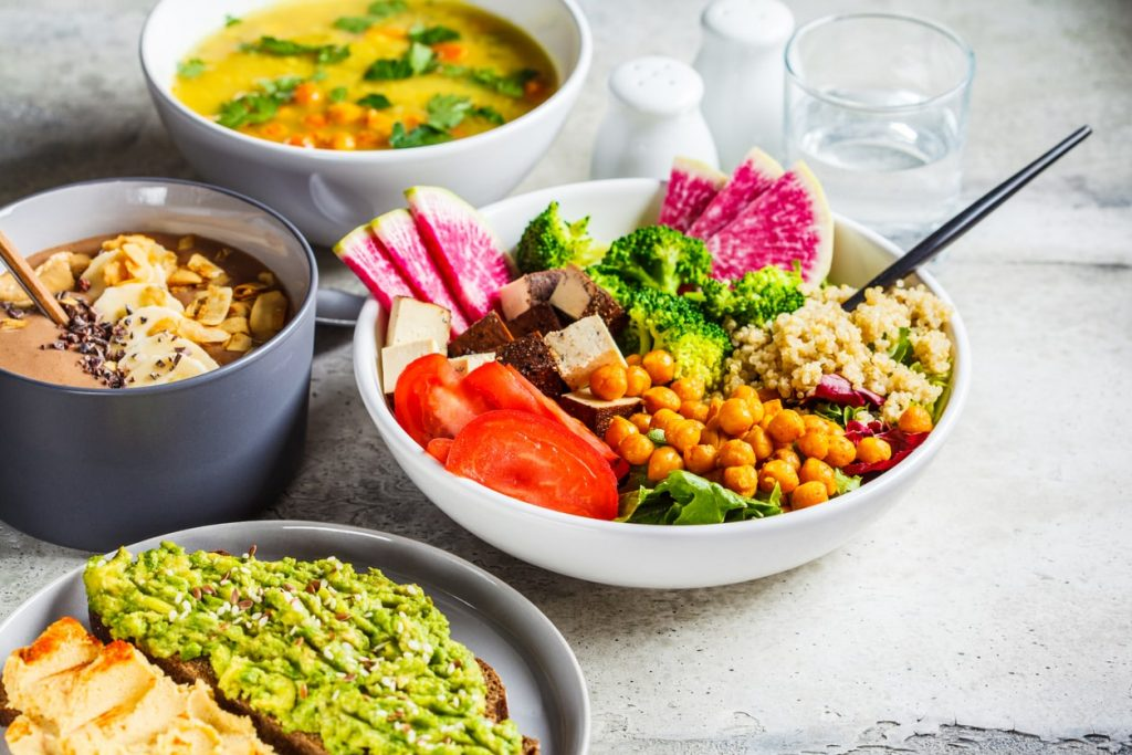 Healthy Meal that is good for Gastric